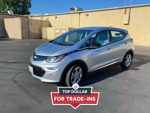 2018 Chevrolet Bolt EV for sale at TOP QUALITY AUTO in Rancho Cordova CA