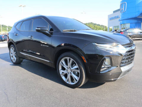 2019 Chevrolet Blazer for sale at RUSTY WALLACE HONDA in Knoxville TN