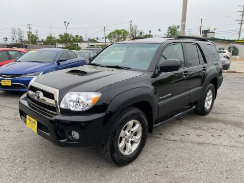 2006 Toyota 4Runner for sale at ASHLAND AUTO SALES in Columbia MO