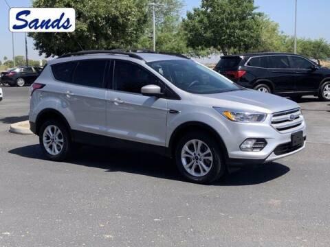 2018 Ford Escape for sale at Sands Chevrolet in Surprise AZ