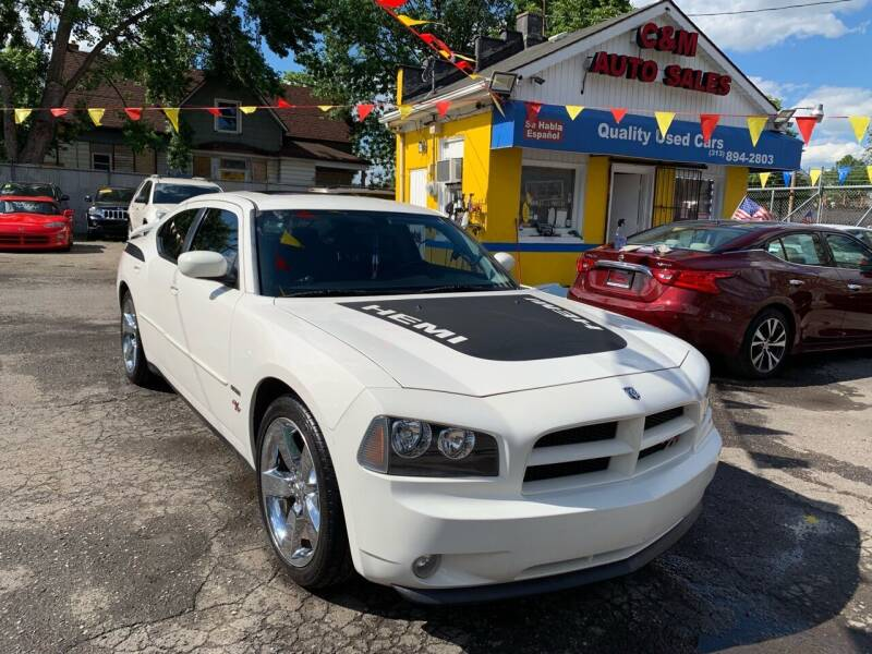 2007 Dodge Charger for sale at C & M Auto Sales in Detroit MI