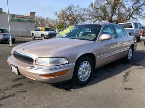 1999 Buick Park Avenue for sale at C J Auto Sales in Riverbank CA