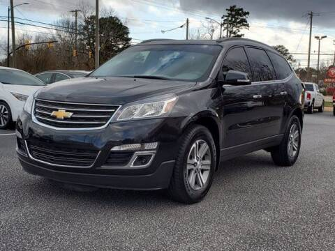 2015 Chevrolet Traverse for sale at Gentry & Ware Motor Co. in Opelika AL