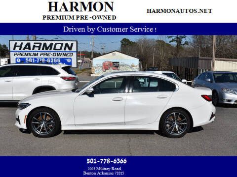 2020 BMW 3 Series for sale at Harmon Premium Pre-Owned in Benton AR