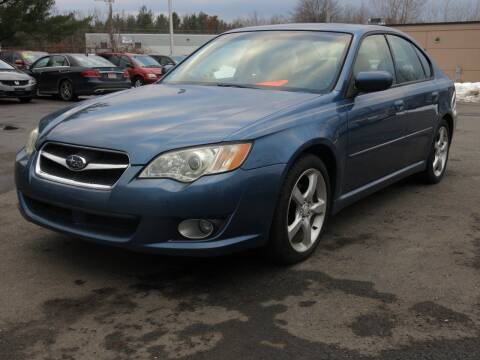 2009 Subaru Legacy for sale at United Auto Service in Leominster MA