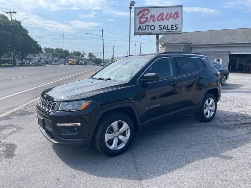 2018 Jeep Compass for sale at Bravo Auto Sales in Whitesboro NY