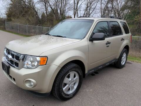 2011 Ford Escape for sale at Ace Auto in Jordan MN