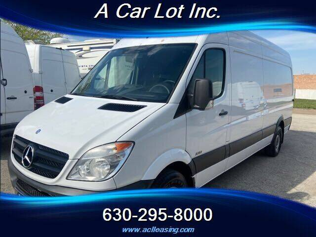 2013 Mercedes-Benz Sprinter Cargo for sale at A Car Lot Inc. in Addison IL