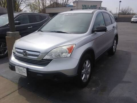 2009 Honda CR-V for sale at Village Auto Outlet in Milan IL