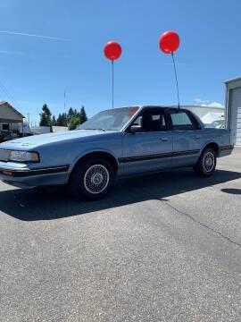 1992 Oldsmobile Cutlass Ciera for sale at Atlas Automotive Sales in Hayden ID