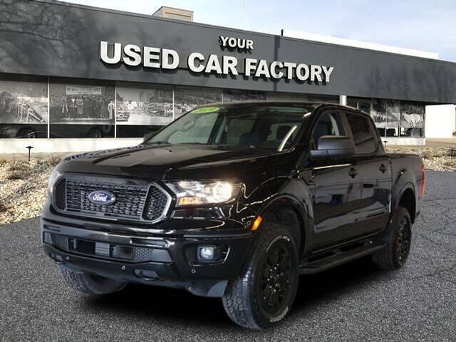 2019 Ford Ranger for sale at JOELSCARZ.COM in Flushing MI