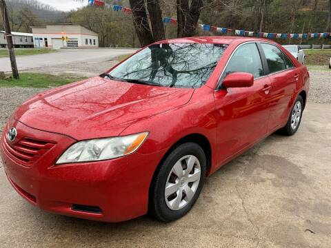 2009 Toyota Camry for sale at Day Family Auto Sales in Wooton KY