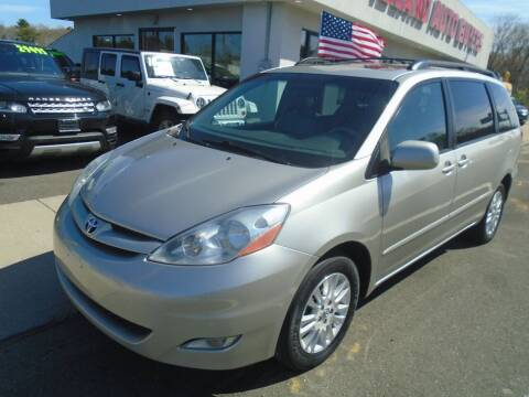 2010 Toyota Sienna for sale at Island Auto Buyers in West Babylon NY