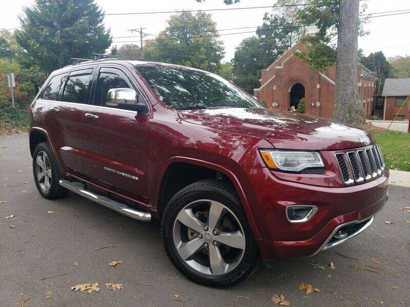2016 Jeep Grand Cherokee for sale at McAdenville Motors in Gastonia NC