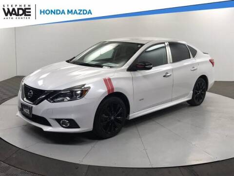 2017 Nissan Sentra for sale at Stephen Wade Pre-Owned Supercenter in Saint George UT