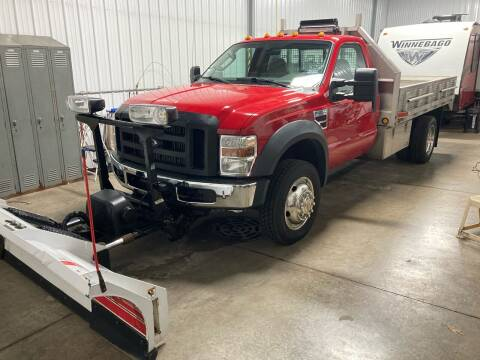 2008 Ford F-450 Super Duty for sale at RABIDEAU'S AUTO MART in Green Bay WI