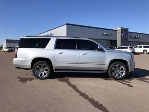 2016 GMC Yukon XL for sale at Schulte Subaru in Sioux Falls SD