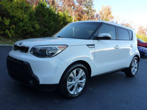2014 Kia Soul for sale at RUSTY WALLACE KIA OF KNOXVILLE in Knoxville TN