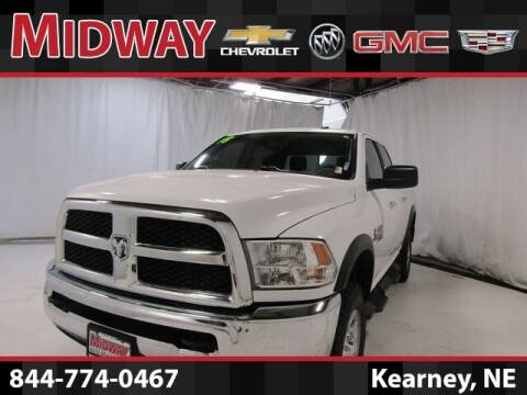 2018 RAM Ram Pickup 2500 for sale at Midway Auto Outlet in Kearney NE
