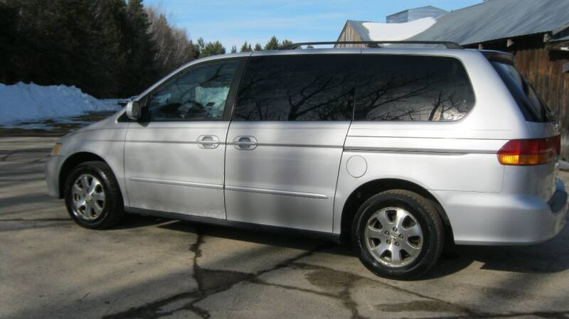 2002 Honda Odyssey for sale at Spear Auto Sales in Wadena MN