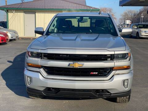 2017 Chevrolet Silverado 1500 for sale at Lewis Blvd Auto Sales in Sioux City IA