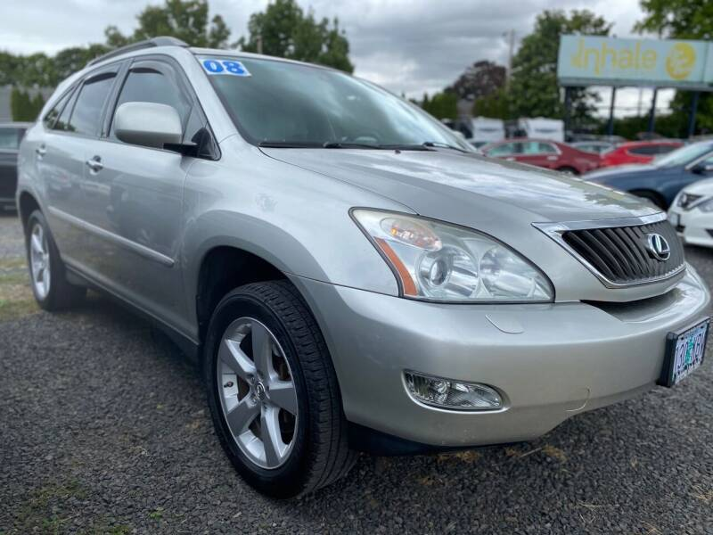 2008 Lexus RX 350 for sale at Universal Auto INC in Salem OR