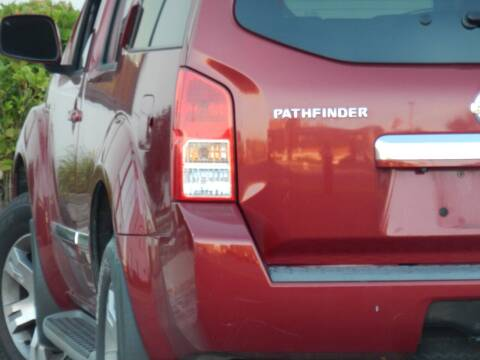 2008 Nissan Pathfinder for sale at Moto Zone Inc in Melrose Park IL