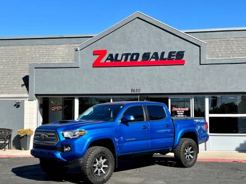 2017 Toyota Tacoma for sale at Z Auto Sales in Boise ID