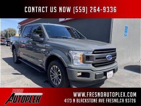 2018 Ford F-150 for sale at Fresno Autoplex in Fresno CA