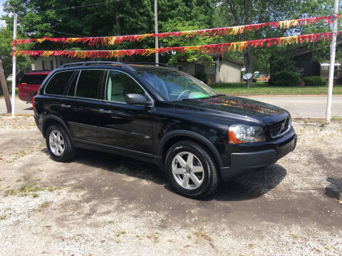 2005 Volvo XC90 for sale at Antique Motors in Plymouth IN