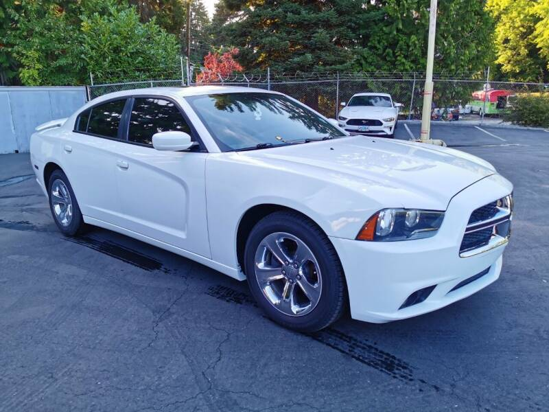2012 Dodge Charger for sale at Legacy Auto Sales LLC in Seattle WA