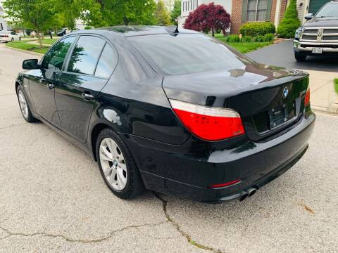 2009 BMW 5 Series for sale at Via Roma Auto Sales in Columbus OH