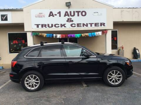 2010 Audi Q5 for sale at A-1 AUTO AND TRUCK CENTER in Memphis TN