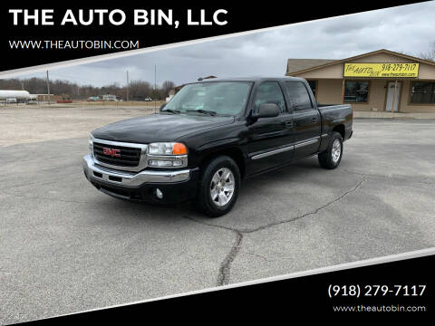 2005 GMC Sierra 1500 for sale at THE AUTO BIN, LLC in Broken Arrow OK