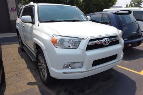 2012 Toyota 4Runner for sale at RS Motors in Falconer NY