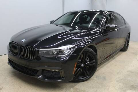 2018 BMW 7 Series for sale at Flash Auto Sales in Garland TX