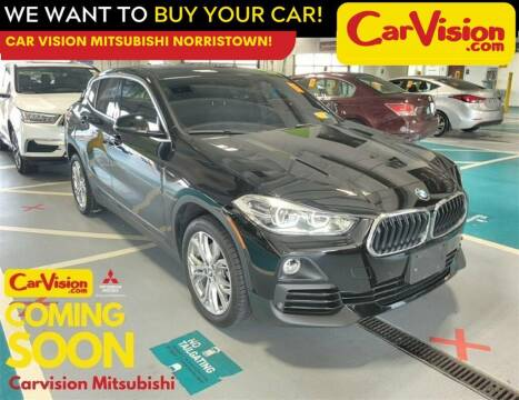 2018 BMW X2 for sale at Car Vision Mitsubishi Norristown in Norristown PA