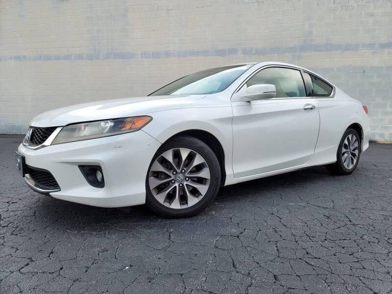 2013 Honda Accord for sale at AUTO FIESTA in Norcross GA