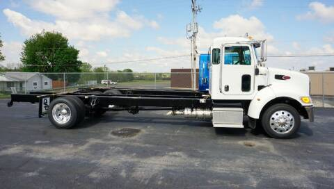 2022 Peterbilt 337 for sale at Rick's Truck and Equipment in Kenton OH