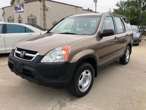 2003 Honda CR-V for sale at AAA Auto Wholesale in Parma OH