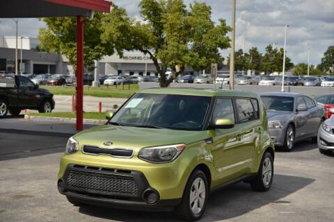 2014 Kia Soul for sale at Motor Car Concepts II - Colonial Location in Orlando FL