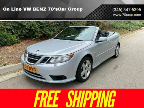 2010 Saab 9-3 for sale at On Line VW BENZ 70's Group in Warehouse CA
