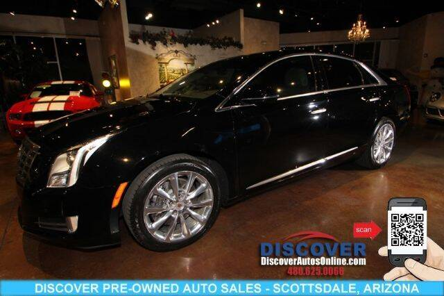 2013 Cadillac XTS for sale at Discover Pre-Owned Auto Sales in Scottsdale AZ