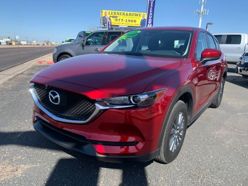 2018 Mazda CX-5 for sale at Ideal Cars Atlas in Mesa AZ