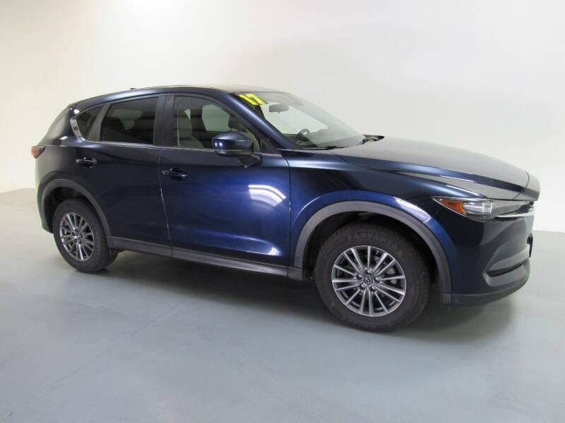 2017 Mazda CX-5 for sale at Salinausedcars.com in Salina KS