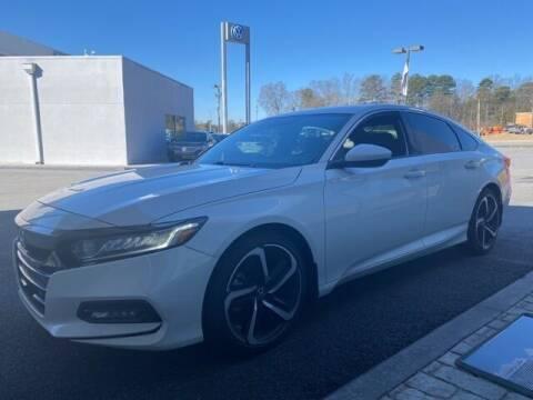 2018 Honda Accord for sale at Southern Auto Solutions-Jim Ellis Volkswagen Atlan in Marietta GA