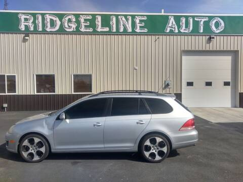 2009 Volkswagen Jetta for sale at RIDGELINE AUTO in Chubbuck ID