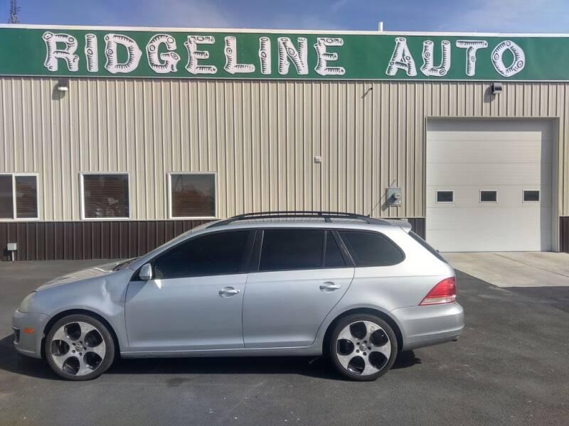 2009 Volkswagen Jetta for sale at RIDGELINE AUTO in Chubbuck ID