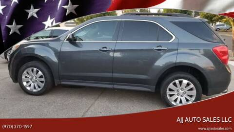 2010 Chevrolet Equinox for sale at McMinnville Auto Sales LLC in Mcminnville OR