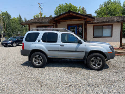 2002 Nissan Xterra for sale at Sawtooth Auto Sales in Hailey ID